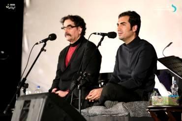 اجرای «آواز پارسی» در خراسان رضویشهرام و حافظ ناظری مهمان قوچانیها میشوند