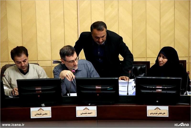 گزارش تصویری/ نشست اعضای کمیسیون تلفیق مجلس