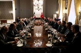روحانی: ایران آماده تامین انرژی ترکیه است/ استفاده از پول ملی ایران و ترکیه در مبادلات تجاری مشترک