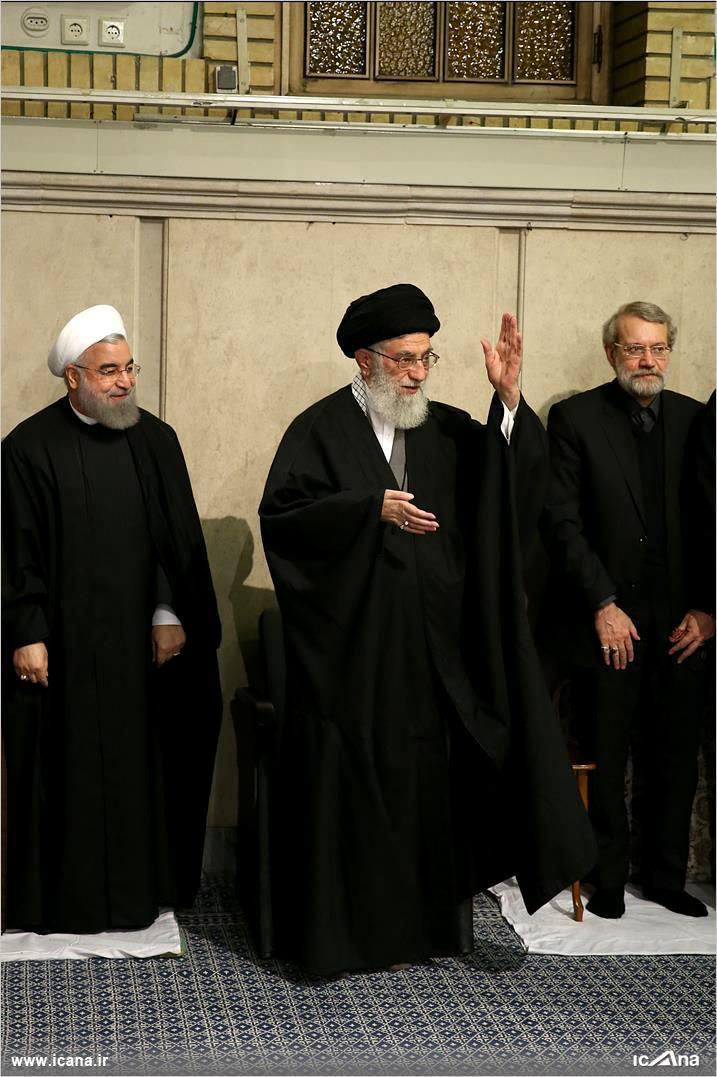 گزارش تصویری/مراسم ترحیم رئیس فقید مجمع تشخیص مصلحت نظام