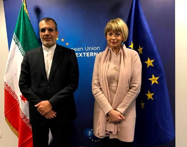 هدف گفتوگو با ایران دستیابی به زمینههای پایان بحران سوریه است