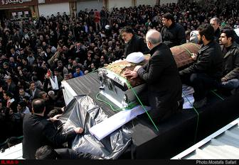پاسخ محمد هاشمی به شایعات درباره تابوت آیتالله/ نبود پیکر هنگام تشییع کذب محض است