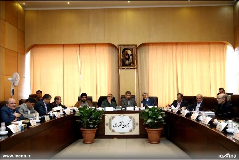گزارش تصویری/ نشست اعضای کمیسیون اقتصادی مجلس با حضور وزیر اقتصاد و رئیس بانک مرکزی