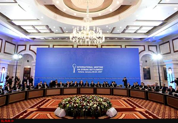 نشست کارشناسی مذاکرات آستانه در تهران آغاز شد