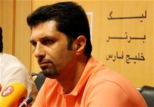 مجتبی حسینی: نتایج نیم فصل اول به تاریخ پیوست