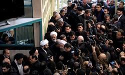 نمایندگان دولت در مراسم بزرگداشت آیتالله هاشمی رفسنجانی در قم حضور مییابند