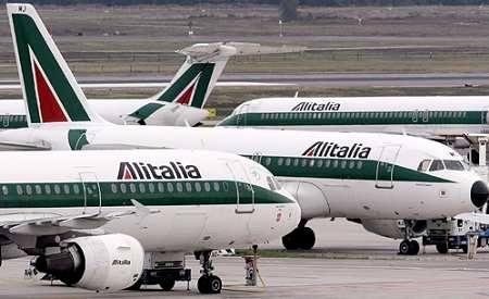 شرکت هواپیمایی آلیتالیا در خطر تعطیلی و بیکاری 20 هزار نیرو