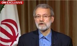لاریجانی درگذشت پدر شهیدان عبوری را تسلیت گفت