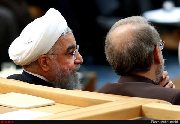 روابط گرم ۲ سیاستمدار معتدل در آستانه فصل تشکیل کابینه