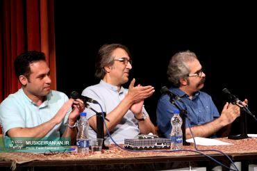 هزارصدا با داوری حمید متبسم، وحید تاج و ابراهیم اسماعیلی اراضی برگزارشدلذت نقد اصولی در موسیقی ایرانی