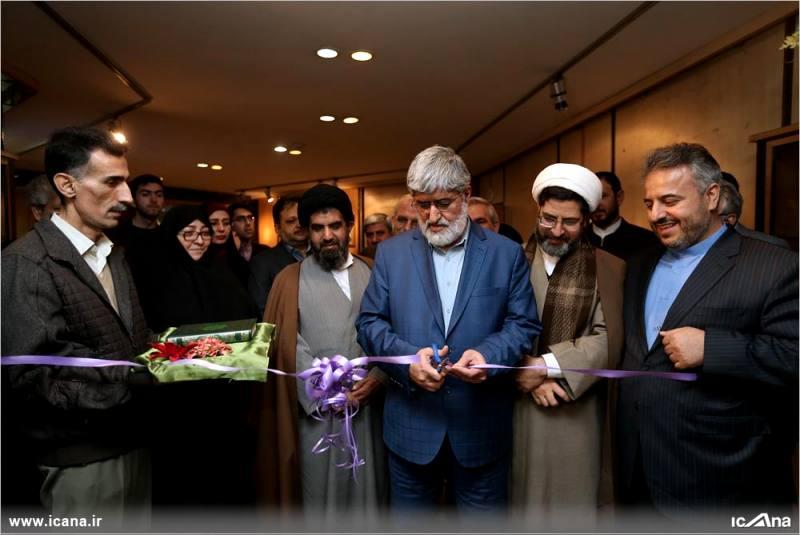 گزارش تصویری/افتتاح نمایشگاه دستاوردهای مجمع کارآفرینان ایران با حضور نایب رئیس مجلس