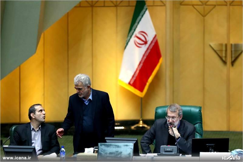 گزارش تصویری/ بیست و پنجمین جلسه بررسی جزئیات لایحه برنامه ششم در صحن علنی مجلس