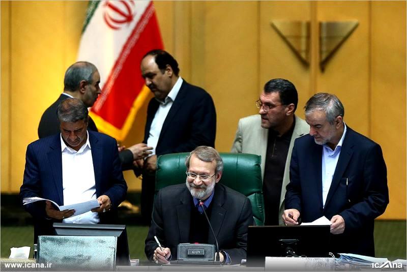 گزارش تصویری/ بیست وششمین جلسه بررسی جزئیات لایحه برنامه ششم در صحن علنی مجلس