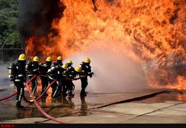 آماده ثبت مشخصات ژنتیک آتشنشانها هستیم