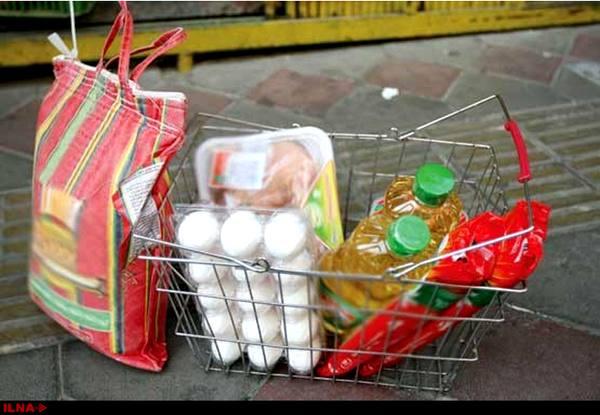 ۳/۵ میلیون خانوار بسته حمایت غذایی دریافت میکنند/ توزیع یک نوبت دیگر، پیش از نوروز