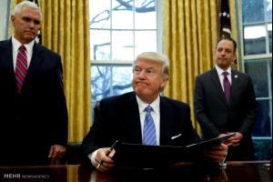 پاسخ دیپلماتیک مناسب ترامپ را فلج میکند