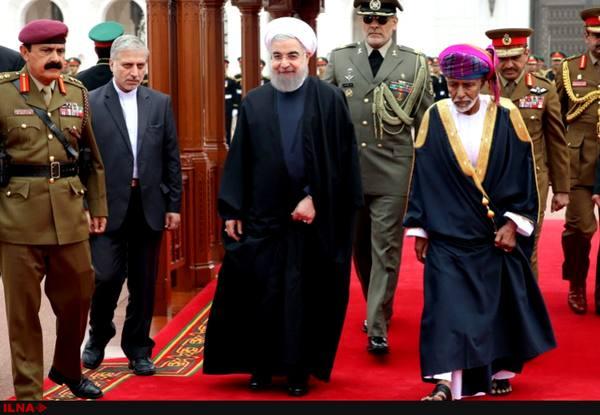 بازتاب سفر روحانی به عمان و کویت در رسانههای خارجی