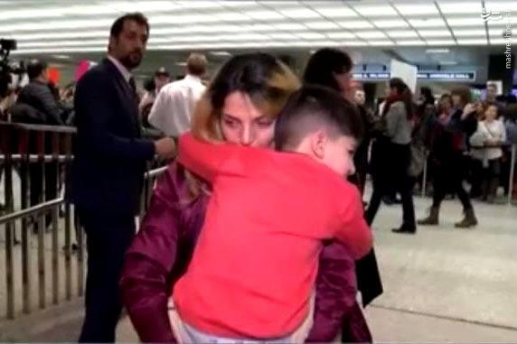آیا خبر دستبند زدن به کودک ۵ ساله در آمریکا صحت دارد؟+ عکس