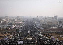تیر مملکتفروشان به سنگ خورد/ سناریوهایی که حضور میلیونی مردم در راهپیمایی نابود کرد +عکس