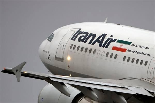 خلبان ایران ایر جان مسافران را از مرگ نجات داد