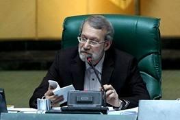 لاریجانی: سخنان مقامات سعودی علیه ایران سخیف و بیمقدار است