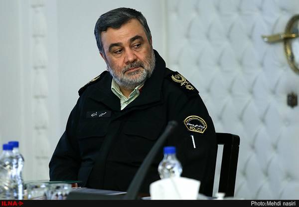 صدور کارت ضابط دادگستری برای ۴۰ هزار نفر از اعضای نیروی انتظامی