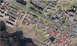 برآورد میزان جابهجایی پوسته زمین در زلزله کرمانشاه + نقشه مناطق تخریب شده
