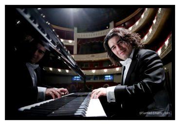 با حضور ۸۰ پیانیست در فرهنگسرای نیاورانبرنامه آکادمی پیانوی سامان احتشامی اعلام شد