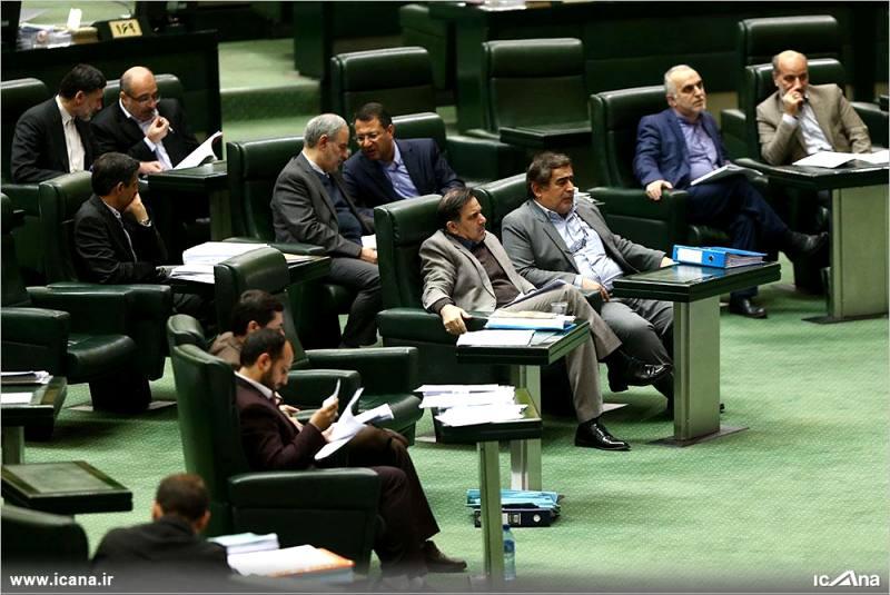 گزارش تصویری/ بیست و هفتمین جلسه بررسی جزئیات لایحه برنامه ششم در صحن علنی مجلس