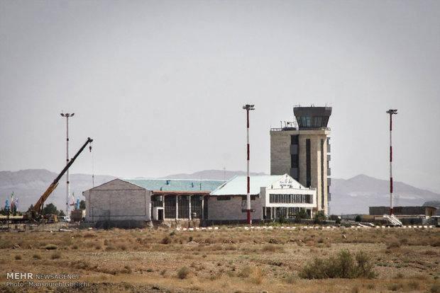 فرودگاه جزیره هندورابی افتتاح شد