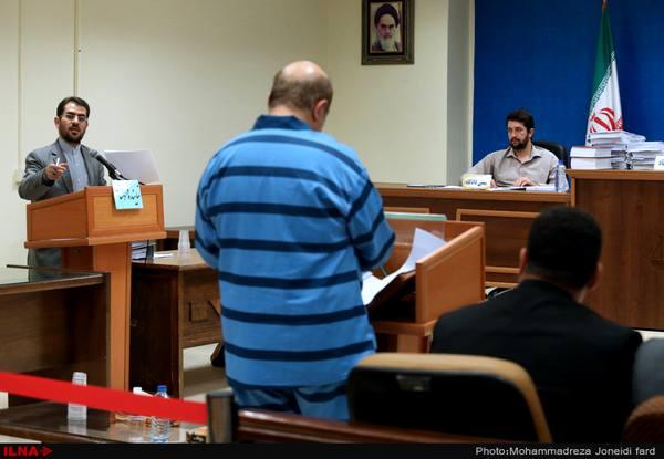 متهم ردیف دوم: اگر یک قِران از رضا ضراب گرفتم گردن من را بزنید/ قاضی مقیسه: از تحریم برای بردن مال مردم سوءاستفاده کردید