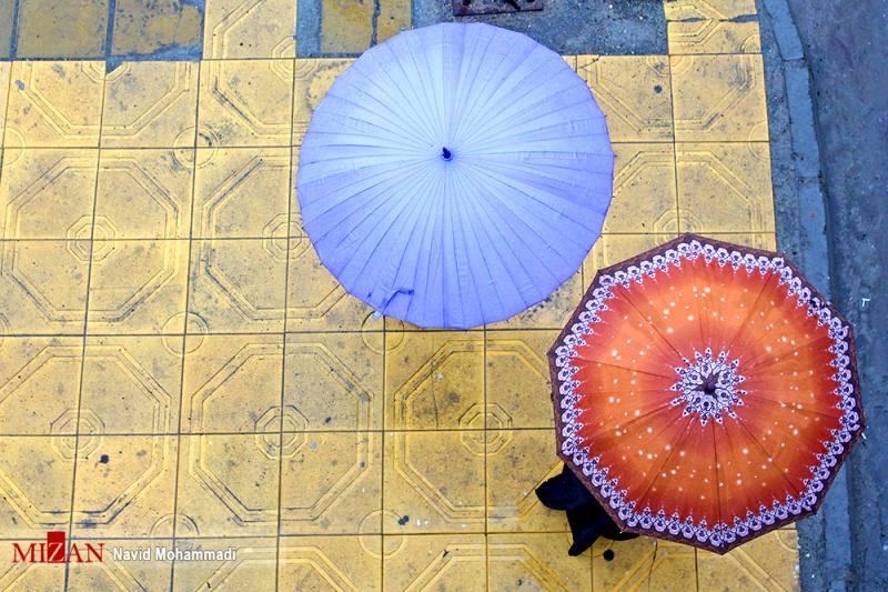 کمبود 29 میلیمتری بارش در پائیز/ تهران 9.4 میلیمتر کمبود باران دارد