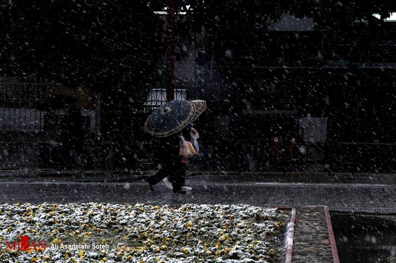 ورود موج جدید بارشی به کشور/ بارش برف و باران در 16 استان