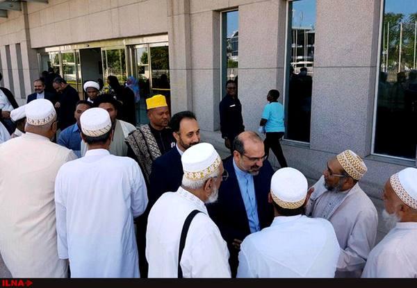 سفیر جدید ایران در تانزانیا وارد دارالسلام شد