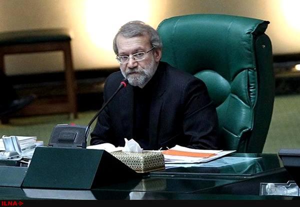 توضیحات لاریجانی درباره نحوه رسیدگی به کلیات لایحه بودجه ۹۷