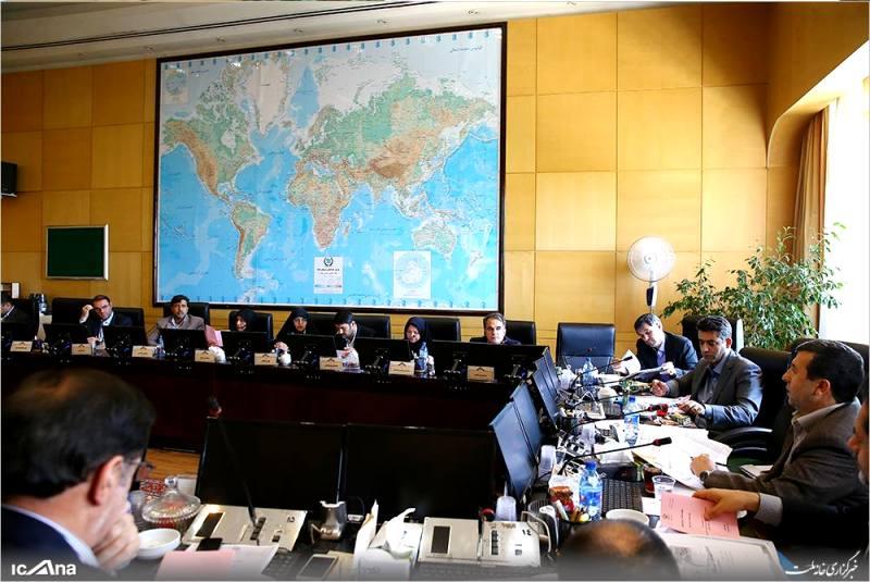 گزارش تصویری/ نشست مشترک کمیسیون بهداشت و درمان و اجتماعی
