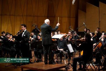 ارکستر خانه هنرمندان ایران به رهبری «محمد سریر» روی صحنه رفتگزارش «موسیقی ایرانیان» از کنسرت ارکستر خانه هنرمندان ایران در جشنواره موسیقی فجر