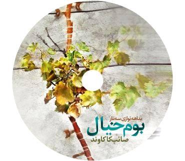 اثری تازه از «صائب کاکاوند»آلبوم بداهه نوازی سه تار «بوم خیال» منتشر شد