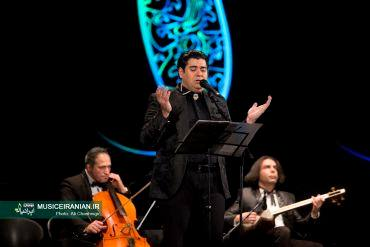 گزارش تصویری«موسیقی ایرانیان» از کنسرت «سالار عقیلی» در جشنواره موسیقی فجر«سالار عقیلی» با اجرای قطعات حماسی و ترانههای ماندگار به جشنواره آمد