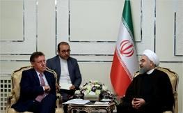 روحانی: اتحادیه اروپا به آمریکا برای اجرای برجام فشار آورد