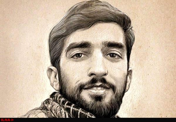پیکر شهید حججی در آرامگاه ابدیاش آرام گرفت/ اقامه نماز حجت السلام حسناتی بر پیکر شهید