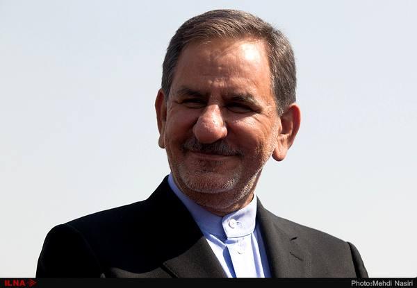 معاون اول رییسجمهور به تهران بازگشت