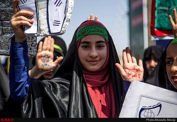 برگزاری تظاهرات ضد آمریکایی - صهیونیستی بعد از نماز جمعه در سراسر کشور