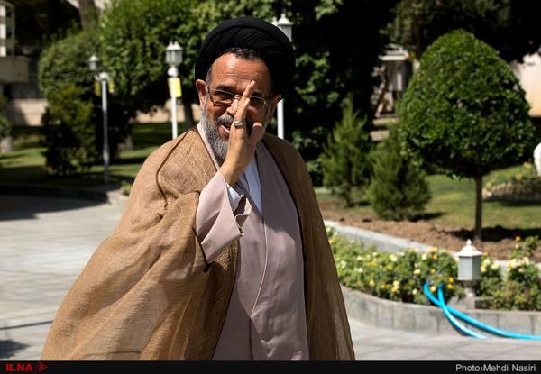 وزیر اطلاعات با فرمانده کل ارتش دیدار کرد + تصاویر