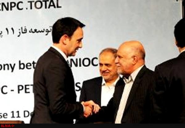 مدیرعامل توتال: میتوانیم توافقمان با ایران را به صورت قانونی ادامه دهیم
