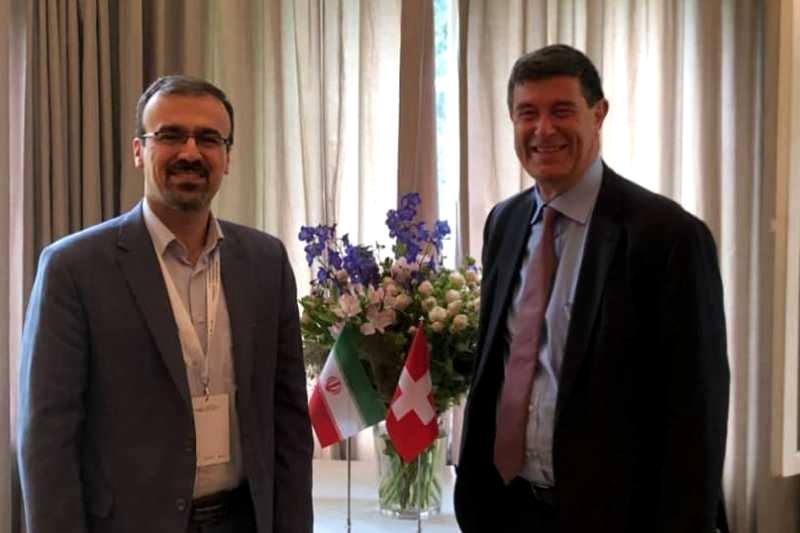 ایران خواستار همکاری سوئیس در حوزه آموزش فنی و حرفه ای شد