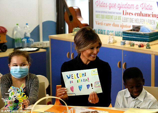 شخصیت شناسی ترامپ و همسرش ملانیا از روی دستخط+ عکس