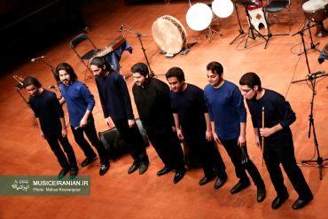 اجرای برگزیدگان جشنوارهی موسیقی جوان در جشنواره موسیقی فجراجرای برگزیدگان جشنوارهی موسیقی جوان در جشنواره موسیقی فجر