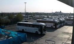 تاکید بر نظارت صحیح برای تائید صلاحیت رانندگان اتوبوسهای مسافربری در ایام نوروز