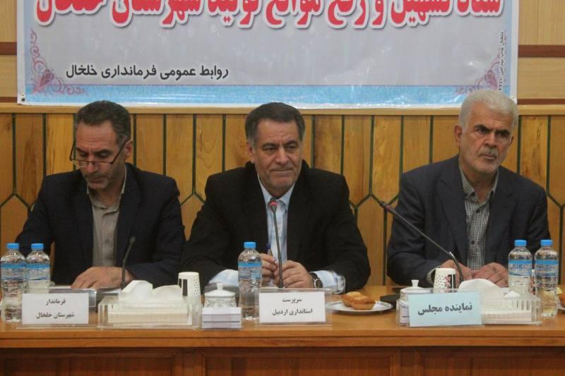 تسهیلات ویژه بانکی در اختیار تولیدکنندگان استان اردبیل قرار می گیرد